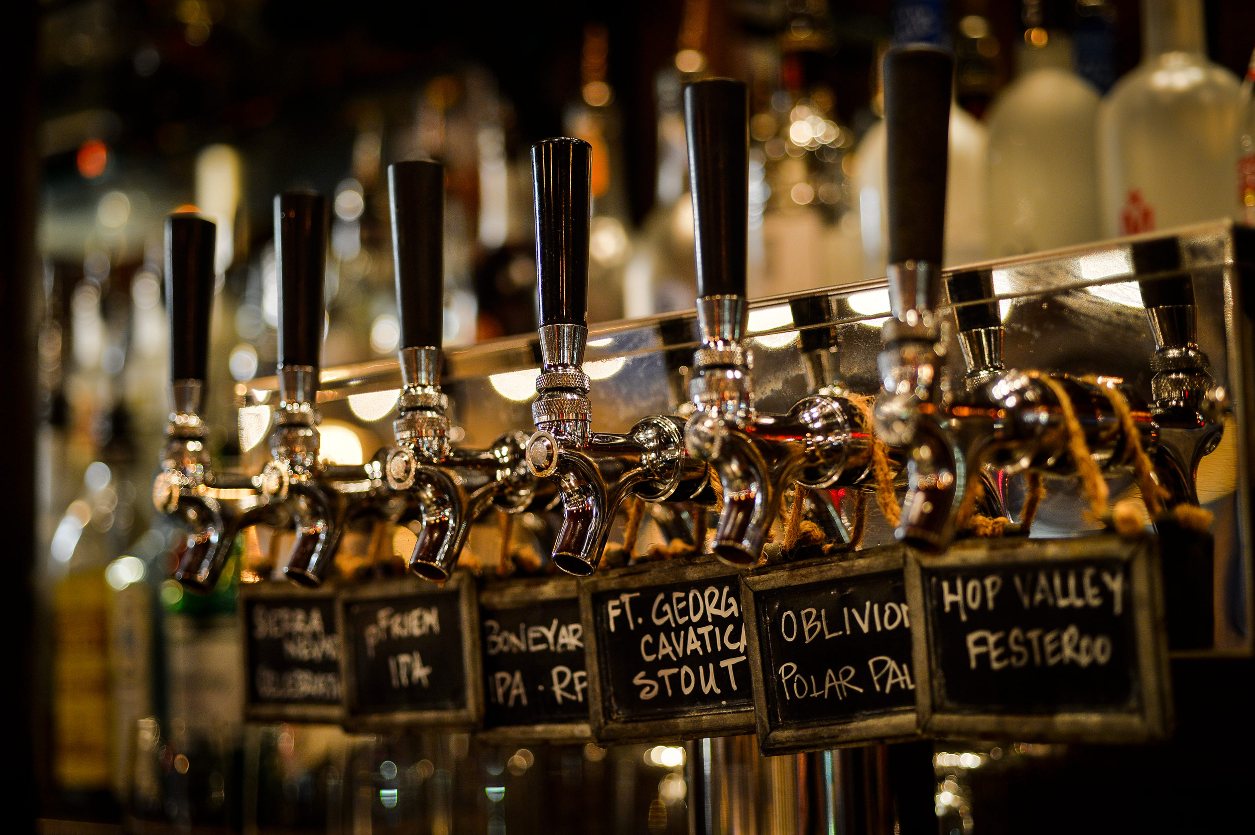 Restaurant-Photography-Bend-Oregon-Taps