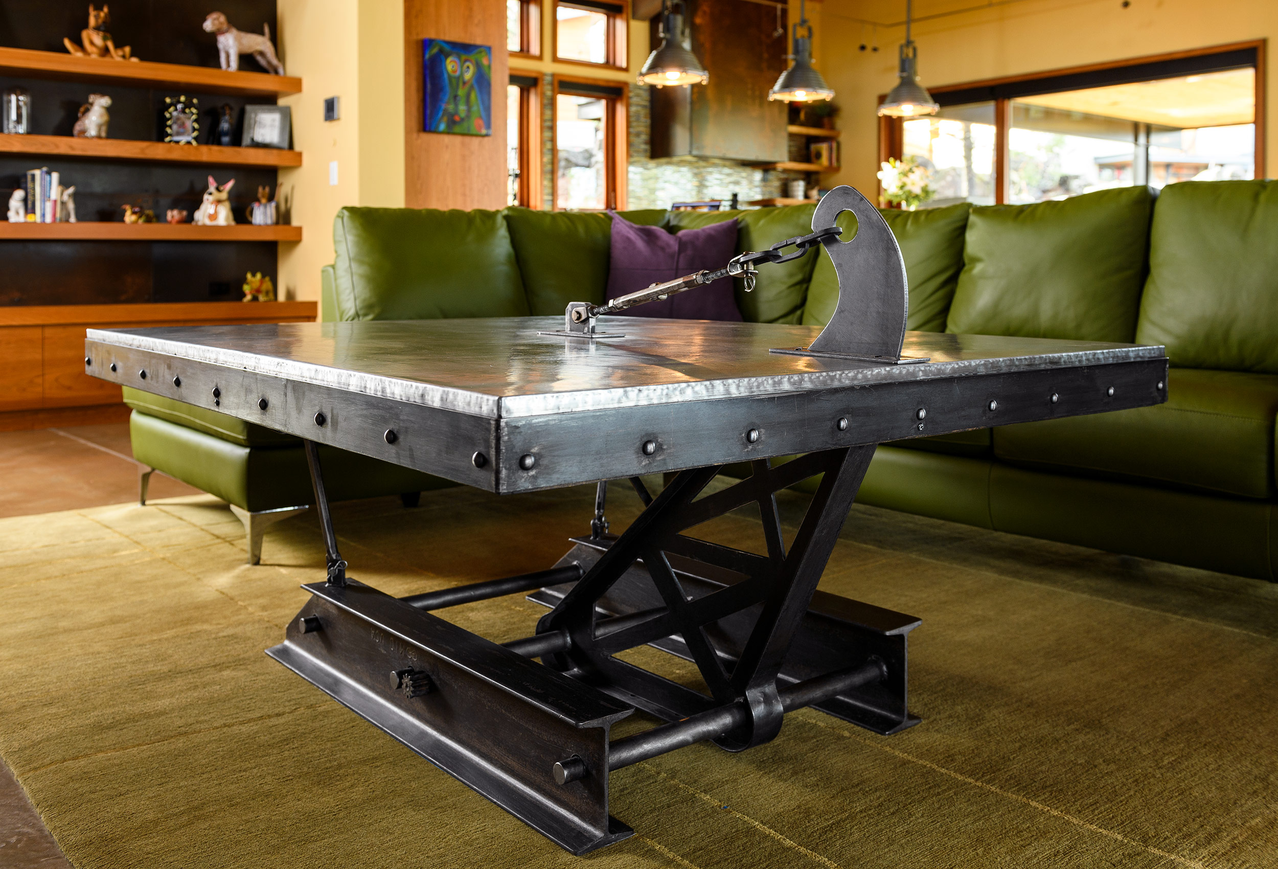 Home-Furnishings-Photography-Steel-Table